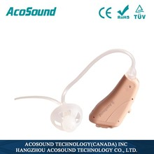 used hearing aids for sale 8 channels hearing amplifier China supplier