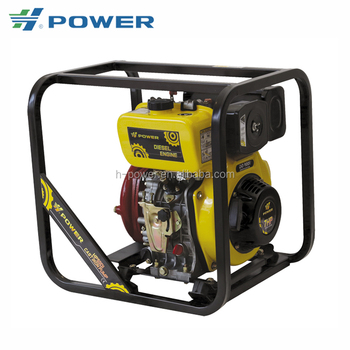 China manufacturer 5.5hp 2 inch diesel water pump for sale HP50DI