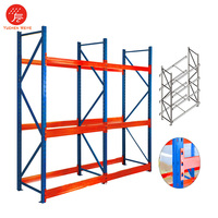 Metal Duty Storage Shelving Rack With