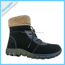 2015 outdoor activity warm furry winter boot
