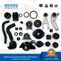 China Auto Rubber Parts Supplier-Specialized in All Range Korean Car Rubber Parts