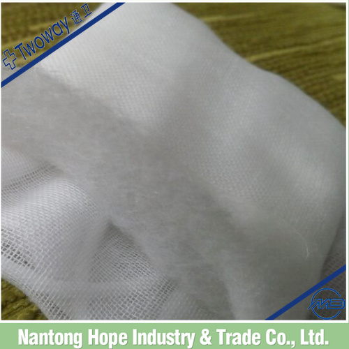 100% cotton pure white used in surgical for people