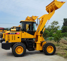 New China articulated 910 mini wheel loader made in China
