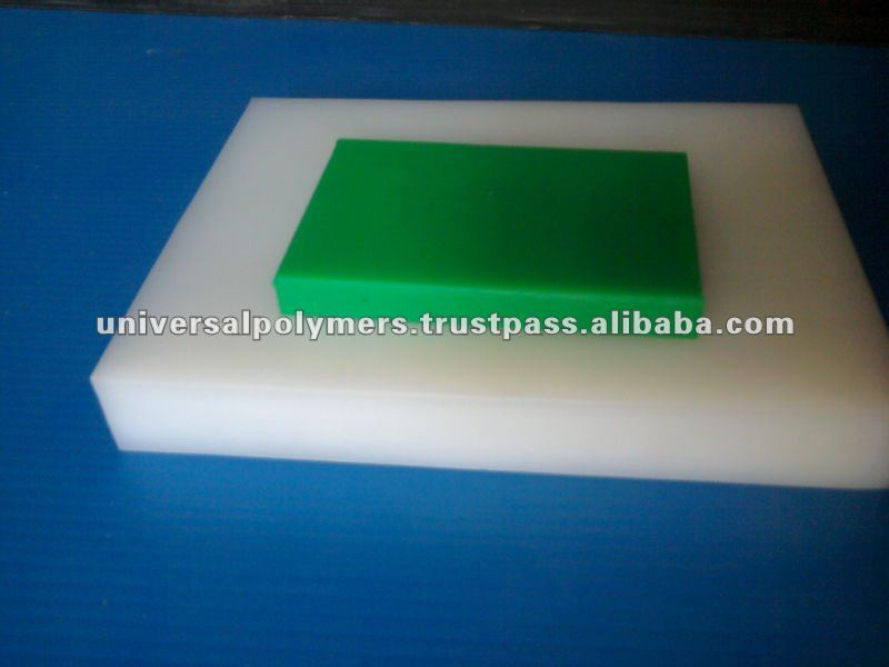 HDPE sheet plastic extruded
