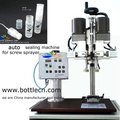 automatic sprayer cap sealing machine, capping machine for small order, sample make