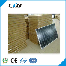 250W China high efficiency solar panel with CE,TUV certificate solar power systems for small homes