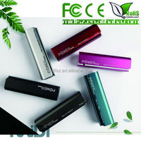 Power Bank 2600 mAh Light Enough High Quality with Flashlight