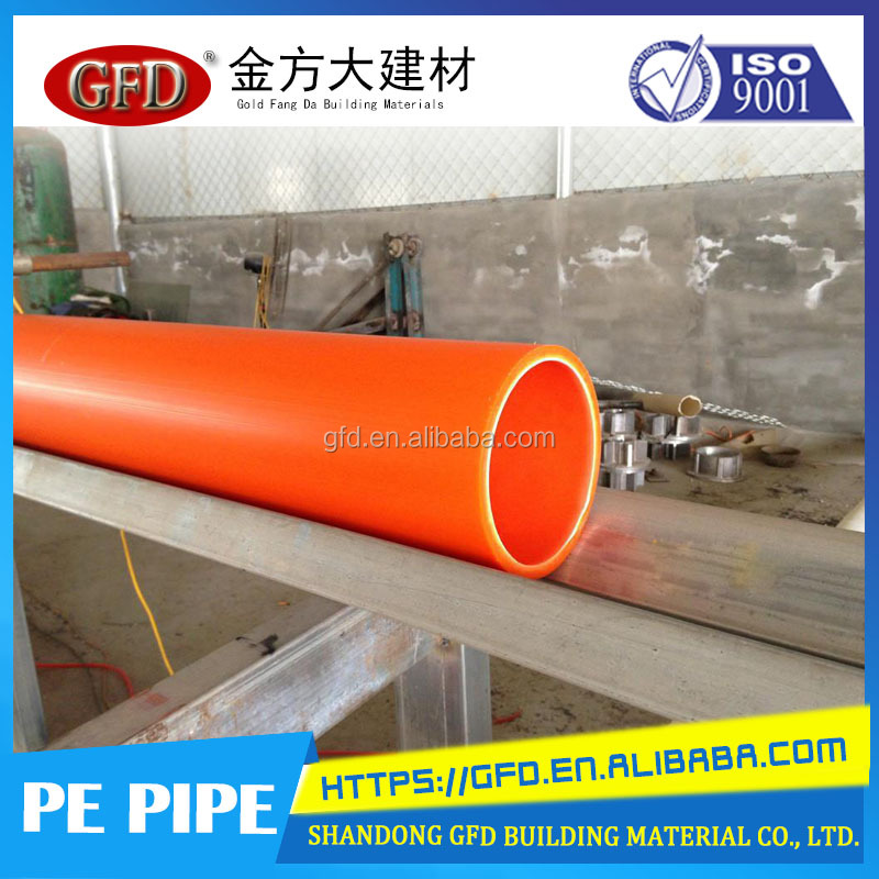 MPP Casting High-Voltage Power Protection Tube 110mm - 630mm