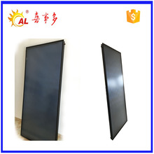 Large solar water heating project manifold swimming pool solar thermal collector