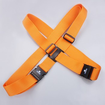 2018 hot selling professional eco-friendly cross luggage strap