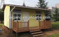 low cost steel container house