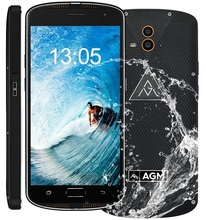 Original AGM X1 rugged phone Snapdragon Octa core Camera 13MP 64GB ROM Octa Core GPS NFC 4G LTE Fingerprint Mobile phone