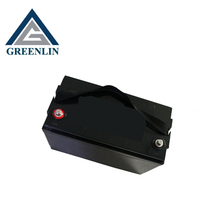Rechargeable lithium battery LiFePO4 battery pack 12V 80Ah