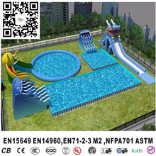 large inflatable pool slides for inground pools,inflatable swimming pool slide