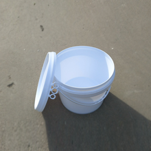 Fishing bucket packaging boxes 5L plastic round bucket