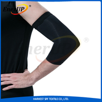 High Elastic Sport Copper ions Compression Elbow Sleeve Brace