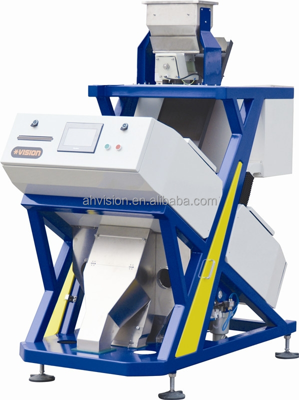 4th generation 5000+pixel 2016 Rye ccd color sorter/sorting machine for cereal used
