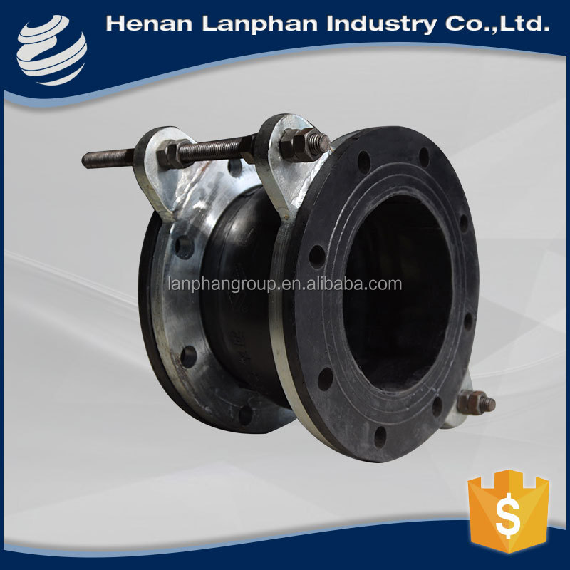 top rank flexible reducer rubber expansion joint for pump