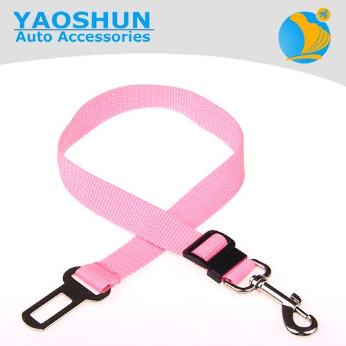 <strong>100</strong>% High Quality Soft New Styles Dog Pet Car Travel Safe Seat Belt For All Cars