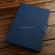 Magnetic Leather Tree Color Printing Stand Leather Flip Smart Cover Case for ipad 9.7'' for iPad Air