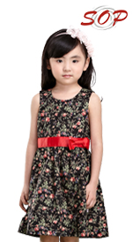 2016 latest design 12 years kids dresses for weddings
