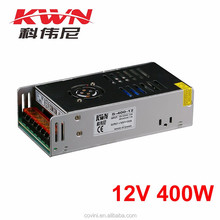 Constant Voltage 12v 33a Led Driver Switch Mode 400w Led Power Supply