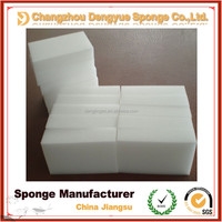 2015Magic kitchen white 100*60*20mm nano cleaning sponge blocky multifunctional cleaning melamine sponge
