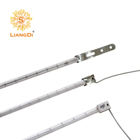 CE Approval Electric Tubular Heating Element 220v 2000w