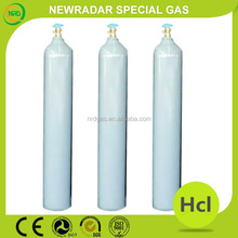 For Sale Hcl Gas, Anhydrous Hydrogen Chloride Price