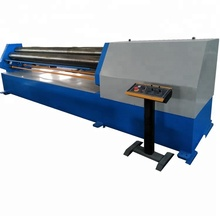 <strong>W11</strong>-3X3000 Manual Sheet Metal Steel Plate <strong>Rolling</strong> <strong>Machine</strong>