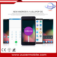 Quality assurance of China's four nuclear Android 5.0 5.5 inch screen mobile phone
