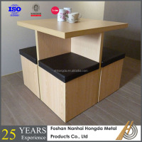 modern wood japanese dining room sets