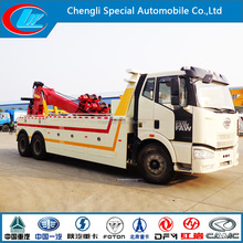 2016 New Type Road Wrecker Heavy Duty 25tons rotator recovery truck For Sale