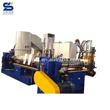 China supplier waste recycling machinery/top quality recycle waste plastic pellets making machines