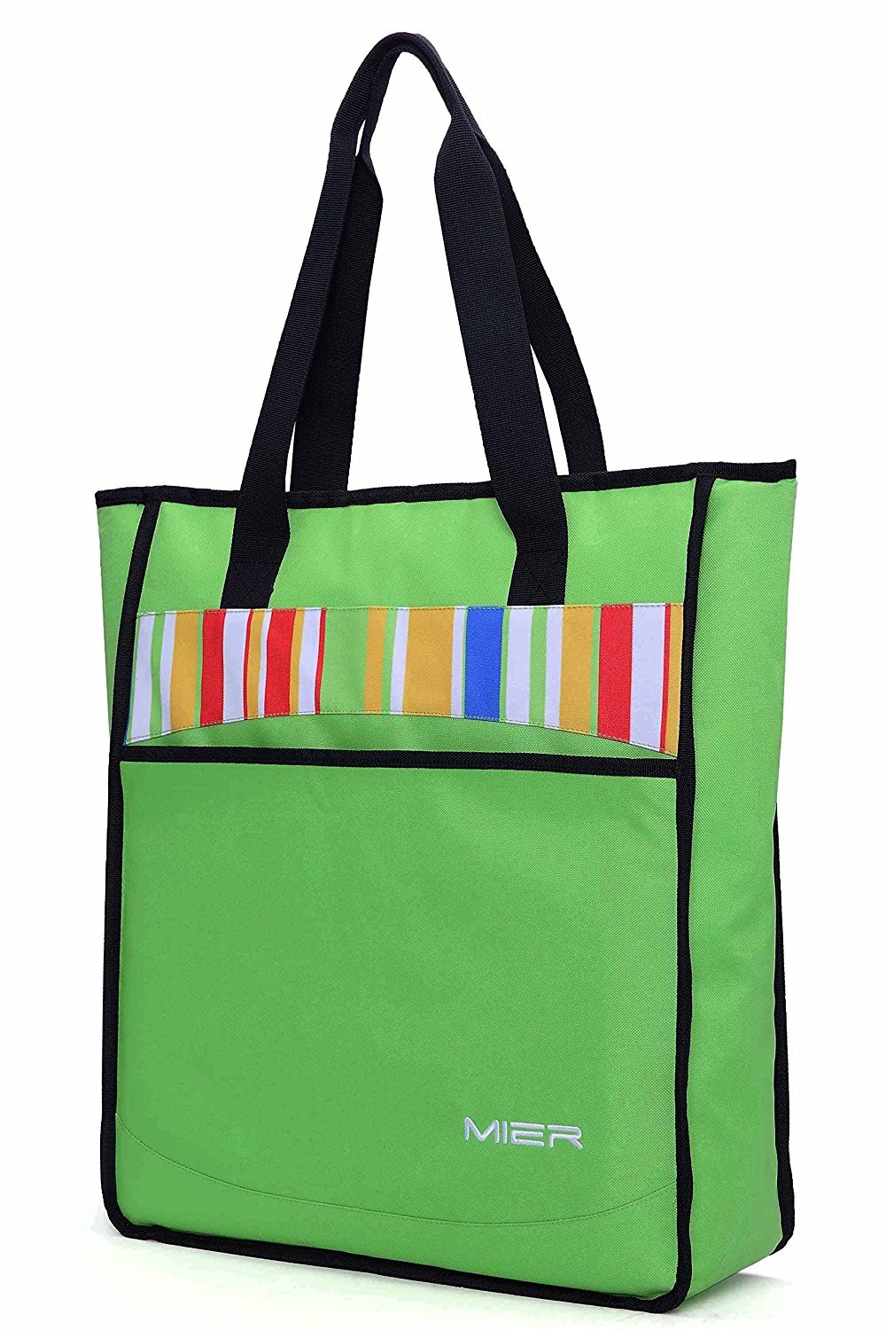 Insulated Cooler Tote Bag Women Grocery Bag Extra Large for Shopping, Family Lunch, Car Trip, Picnic, Beach, 30L
