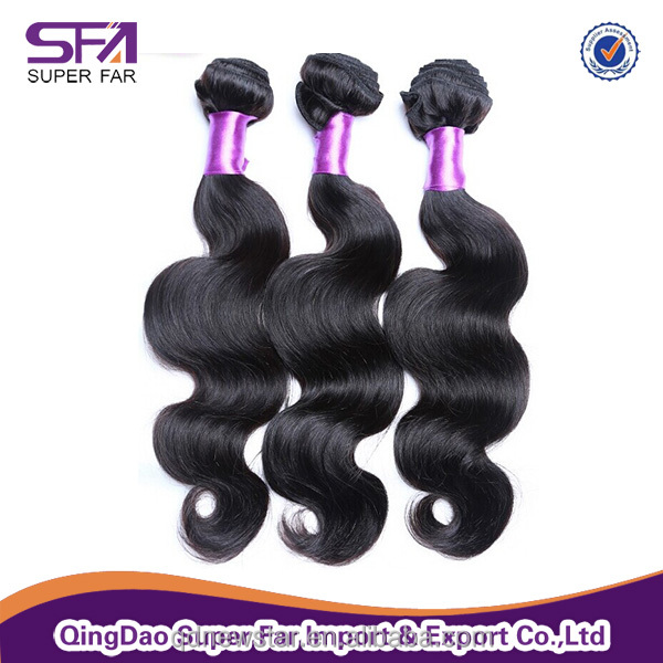 Free Sample 8A customize package 100% Virgin Brazilian human hair bulk extension of top quality
