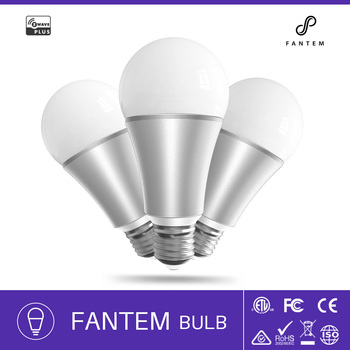 Fantem manufacturer z-wave smart home solution smart led light bulb with 16 million hues