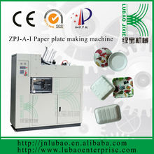 new year products --Fully automatic paper baked cake for tray making machine