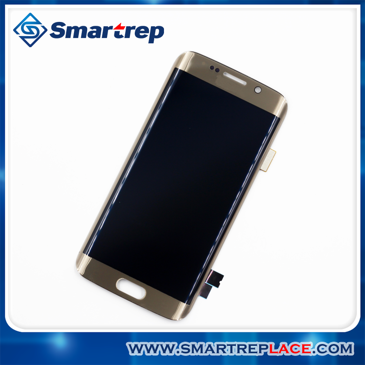 100% Test Good For Samsung Galaxy S6 edge Lcd Display Touch, Lcd Touch Screen for samsung s6 edge