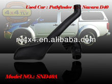 SND40A for the Pathfinder R51 Navara D40 4x4 snorkel/4WD snorkel