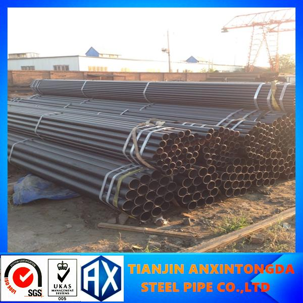 gas pipeline companies q235b ssaw steel tube dn 650 x std truck for sale