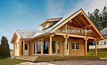 Finland log house cabin wooden houses KPL-064