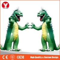 Inflatable Walking Dinosaur Custome for Sale , inflatable dinosaur