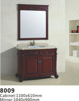 Euro Style Wooden Bathroom Cabinet Bathroom Vanity