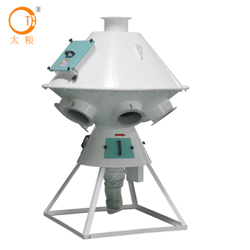 industrial mass production Good Price rotary flour screener Most Popular