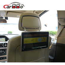 Android Car Multimedia System for entertainment with bluetooth/ 3G dongle/WIFI/ FM, CE/FCC/ROSH car headrest monitor