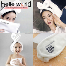 Fashion Cute Rabbit Ear Headband Makeup Ear Headband Wholesale