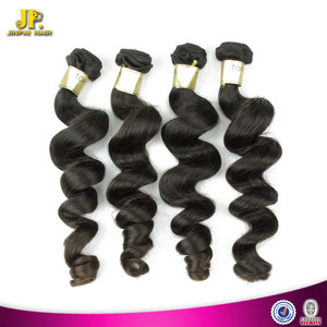 JP Hair Untreated Remy Indian Hair Extension Soft And Free Hair Products