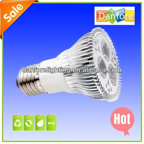 UL listed PAR20 led spotlight E26/E27 base