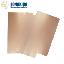 Copper Clad Laminate (CCL) for cutting PCB
